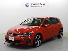 VW ゴルフGTIGTI Tech PKG DCC 禁煙ワンオーナー認定中古車