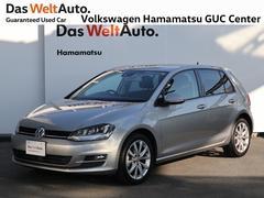 VW ゴルフハイライン 1オーナー 禁煙車 純正ナビ ETC 認定中古車