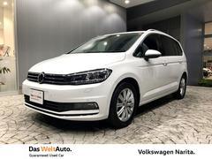VW ゴルフトゥーランTSI Highline VW認定中古車 Navi+ETC