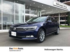 VW パサートヴァリアントTDI Highline VW認定中古車 Navi+ETC