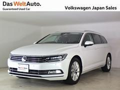 VW パサートヴァリアントコンフォートライン ナビ LEDヘッドライト バックカメラ