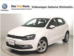 VW ポロTSIハイライン ワンオーナー禁煙車 ナビ リアビューカメラ