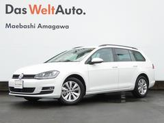 VW ゴルフヴァリアントTSI Comfortline BlueMotion Tec