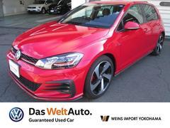 VW ゴルフGTIGTI メーカー保証付 認定中古車