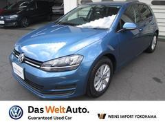 VW ゴルフ40thエディション メーカー保証付 認定中古車