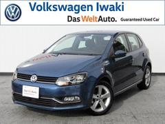 VW ポロTSI Highline Meister VW認定中古車