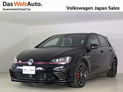 VW ゴルフGTIクラブスポーツ ストリートエディション 限定車 認定中古車