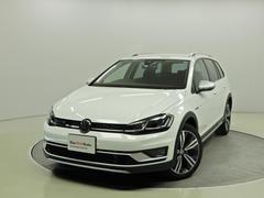 VW ゴルフオールトラックTSI 4MOTION DCC