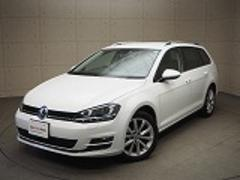 VW ゴルフヴァリアント TSI Highline BlueMotion Technology DiscoverPro