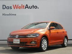 VW ポロハイライン LEDヘッドライト スマートキー 認定中古車