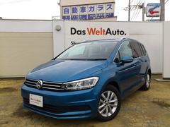 VW ゴルフトゥーランTSI Comfortline upgrade