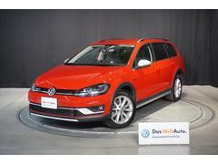 VW ゴルフオールトラックTSI 4MOTION ★デモカーアップ 貴重な4輪駆動★