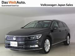VW パサートヴァリアントTSI Eleganceline SDナビ ACC認定中古車