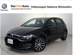 VW ゴルフTSIハイライン コネクト 特別仕様車 ワンオーナー 禁煙車