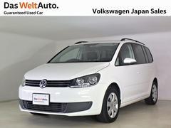 VW ゴルフトゥーランTSI Comfortline SDナビ ETC 認定中古車