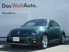 VW ザ・ビートルRライン キセノンヘッドライト リアカメラ 認定中古車