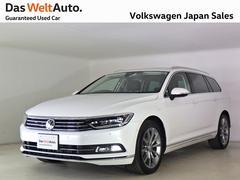 VW パサートヴァリアントTDIHighline TechPKG Demo 認定中古車