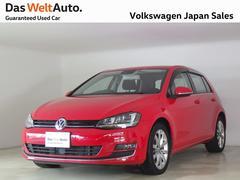 VW ゴルフTSI Highline BlueMotion Technology ACC AW BC