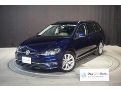 VW ゴルフヴァリアントTSI Highline ★デモカーアップ 内・外装良質★