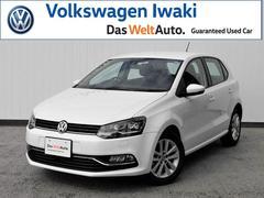 VW ポロTSI Comfortline Meister 認定中古車
