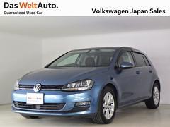 VW ゴルフTSIコンフォートライン ACC 純正ナビ 認定中古車
