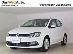 VW ポロTSI Comfortline SDナビ ETC 認定中古車