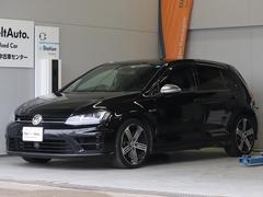 VW ゴルフRR 純正ナビ ETC2.0 認定保証1年