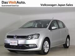 VW ポロコンフォートライン純正ナビ&フルセグTV 認定中古車