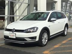 VW ゴルフオールトラック TSI 4MOTION Upgrade Package