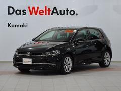 VW ゴルフTSI ハイライン テクノロジーパッケージ付き 認定中古車