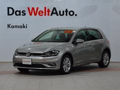 VW ゴルフTSI Comfortline 認定中古車