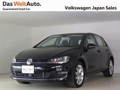 VW ゴルフハイライン MRP009ナビ ACC 禁煙 1オーナー 認定