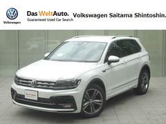 VW ティグアンTSI R−Line TechPKG デモカー 禁煙車