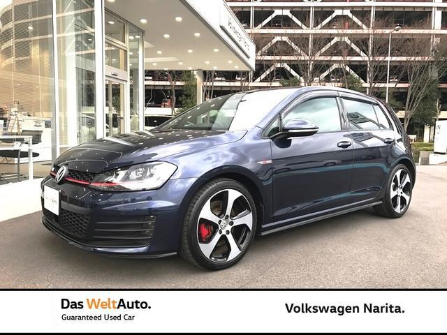フォルクスワーゲン GTI VW認定中古車 ACC機能付 禁煙車 NaviETC