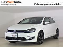VW ゴルフGTEGTE PlugInhybrid 禁煙ワンオーナー認定中古車