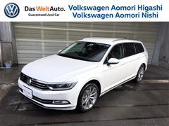 VW パサートヴァリアントTDI Highline Volkswagen認定中古車