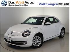 VW ザ・ビートルデザイン レザーパッケージ 純正ナビパッケージ