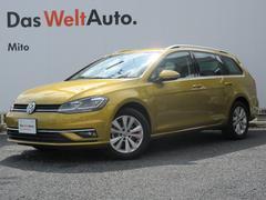 VW ゴルフヴァリアントTSI Comfortline LED NAVI