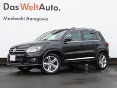 VW ティグアンTSI BlueMotion R−Line
