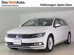 VW パサートヴァリアントTSI Comfortline SDナビ ETC 認定中古車