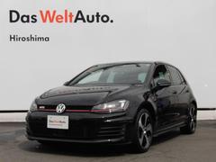 VW ゴルフGTIGTI DCC リアカメラ スマートキー 認定中古車