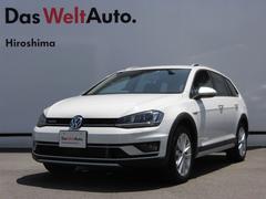 VW ゴルフオールトラック4MOTION UpgradePackage 認定中古車
