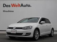 VW ゴルフハイライン ACC リアカメラ スマートキー 認定中古車