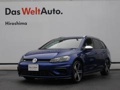 VW ゴルフRヴァリアントR LEDヘッドライト リアカメラ ACC 認定中古車