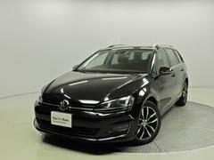 VW ゴルフヴァリアント TSI Highline BlueMotion Technology Panoramaroof