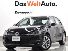 VW ゴルフTSI Highline BlueMotion Technology NAVI ETC BC