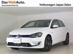 VW ゴルフGTEGTE PlugInhybrid 禁煙 認定中古車