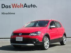 VW ポロクロスポロ リアカメラ キセノンヘッドライト 認定中古車