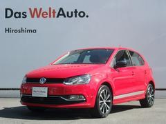 VW ポロウィズビーツ リアカメラ オートライト 認定中古車
