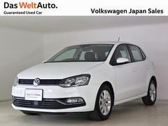 VW ポロComfortline Navi ETC AW 認定中古車